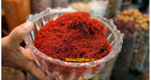 Price of saffron per kilo of saffron