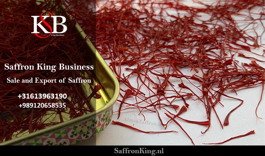 قیمت هر کیلو زعفران در بازار