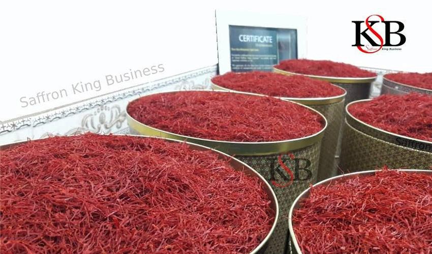 فروش زعفران کیلویی در مونیخ آلمان