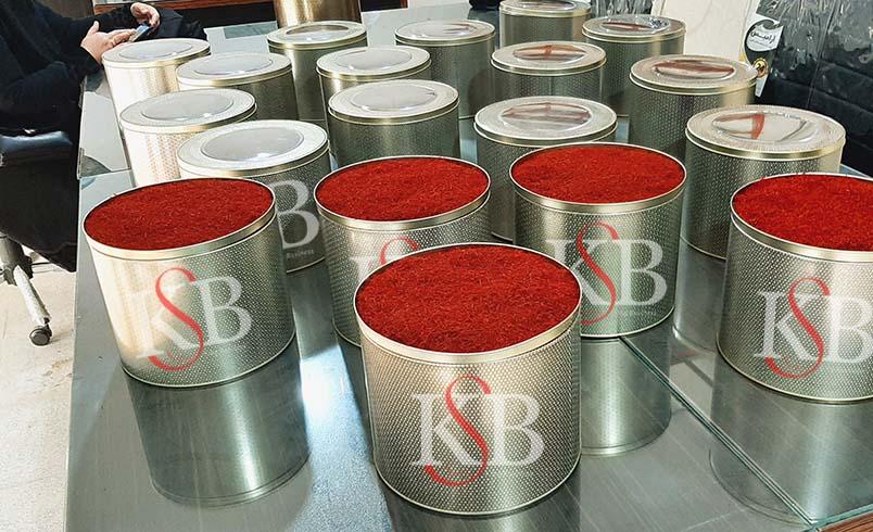 بهترین زعفران برای بازار زعفران دوحه