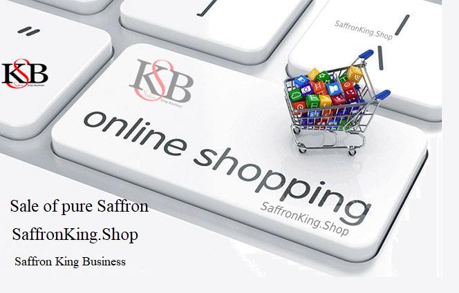 فروشگاه آنلاین زعفران در اروپا