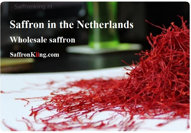 صادرات زعفران به هلند و فروش آنلاین زعفران
