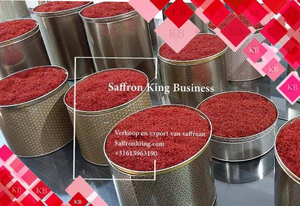 فروش زعفران صادراتی با قیمت عمده