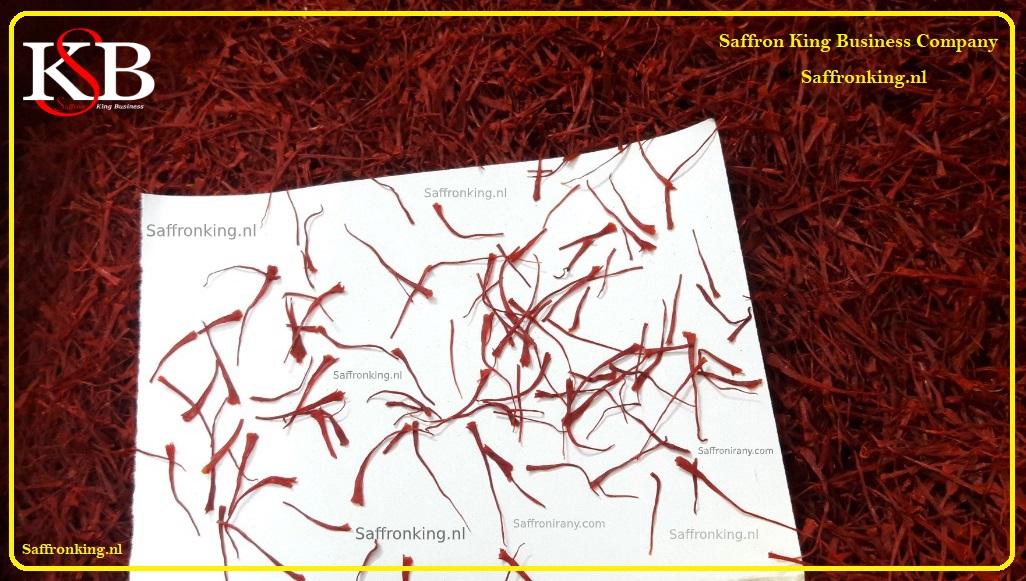 عمده فروشی زعفران در سراسر جهان